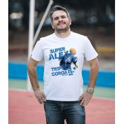 Camiseta especial Tríplice Cora Super Alex