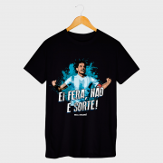 Camiseta Germano - motivação