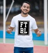 Camiseta Masculina Futebol