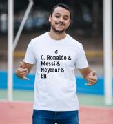 Camiseta Quarteto Mágico