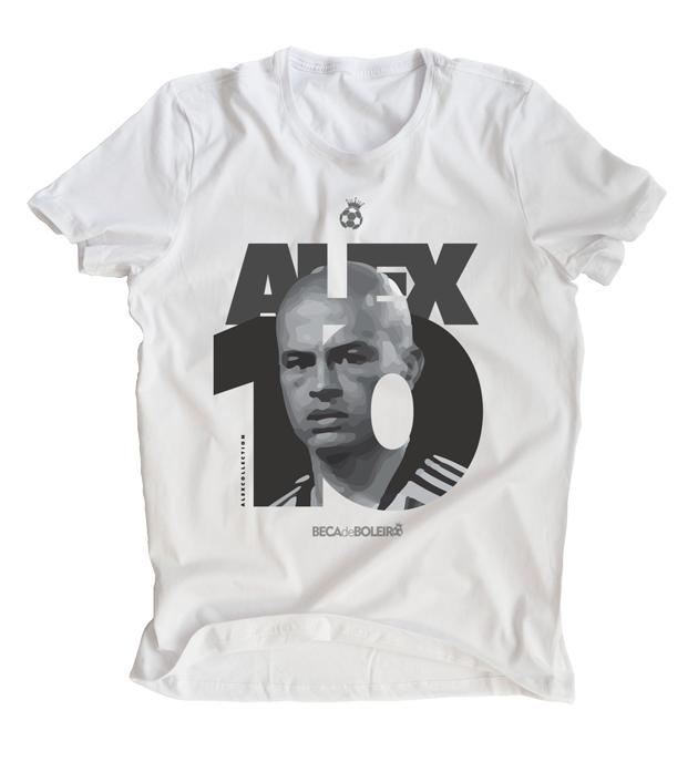 Camiseta Alex 10