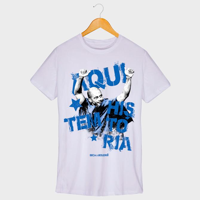 Camiseta Alex Cruzeiro Campeão