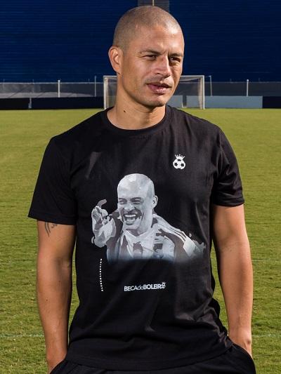 Camiseta Alex Gol