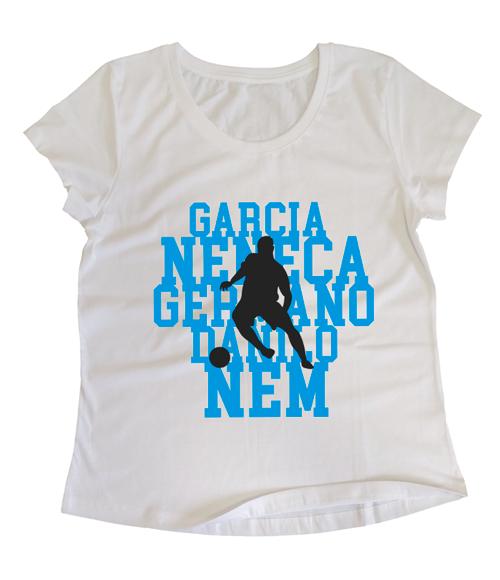 Camiseta Baby Look Feminina Ídolos Alvicelestes