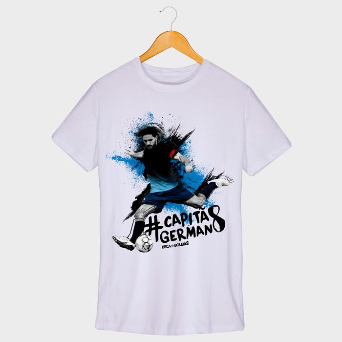Camiseta Capitão Germano