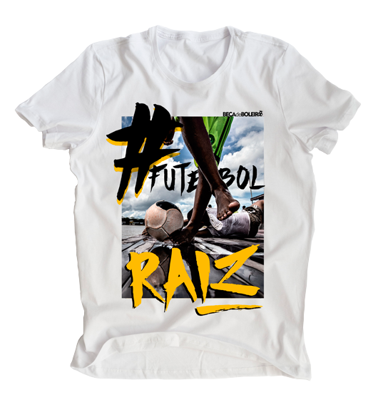 Camiseta infantil Futebol Raiz