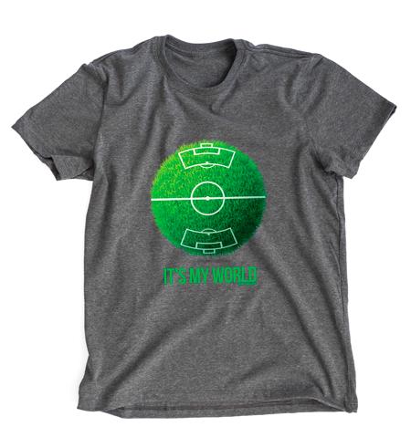 Camiseta Planeta Futebol