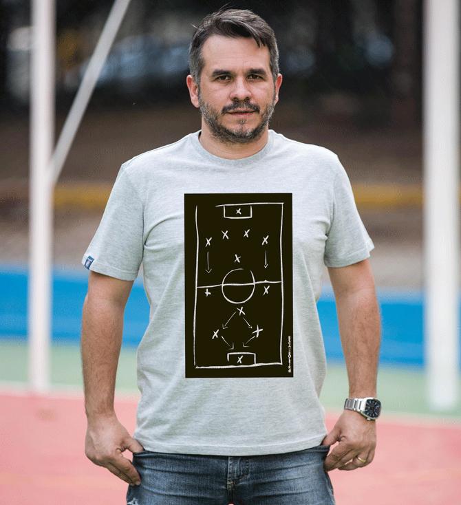 Camiseta Qual sua Tática