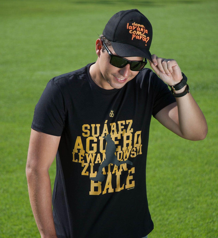 Camiseta só feras