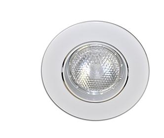 Spot Interlight par20 0091-GZ(branco liso)