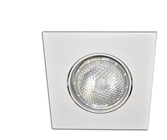 Spot Interlight par20 0092-GZ(branco liso)