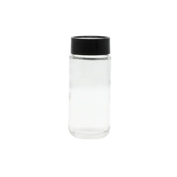 Frasco de 100ml Para Condimentos e Temperos Com Tampa e Batoque - Kit C/ 10 Unidades