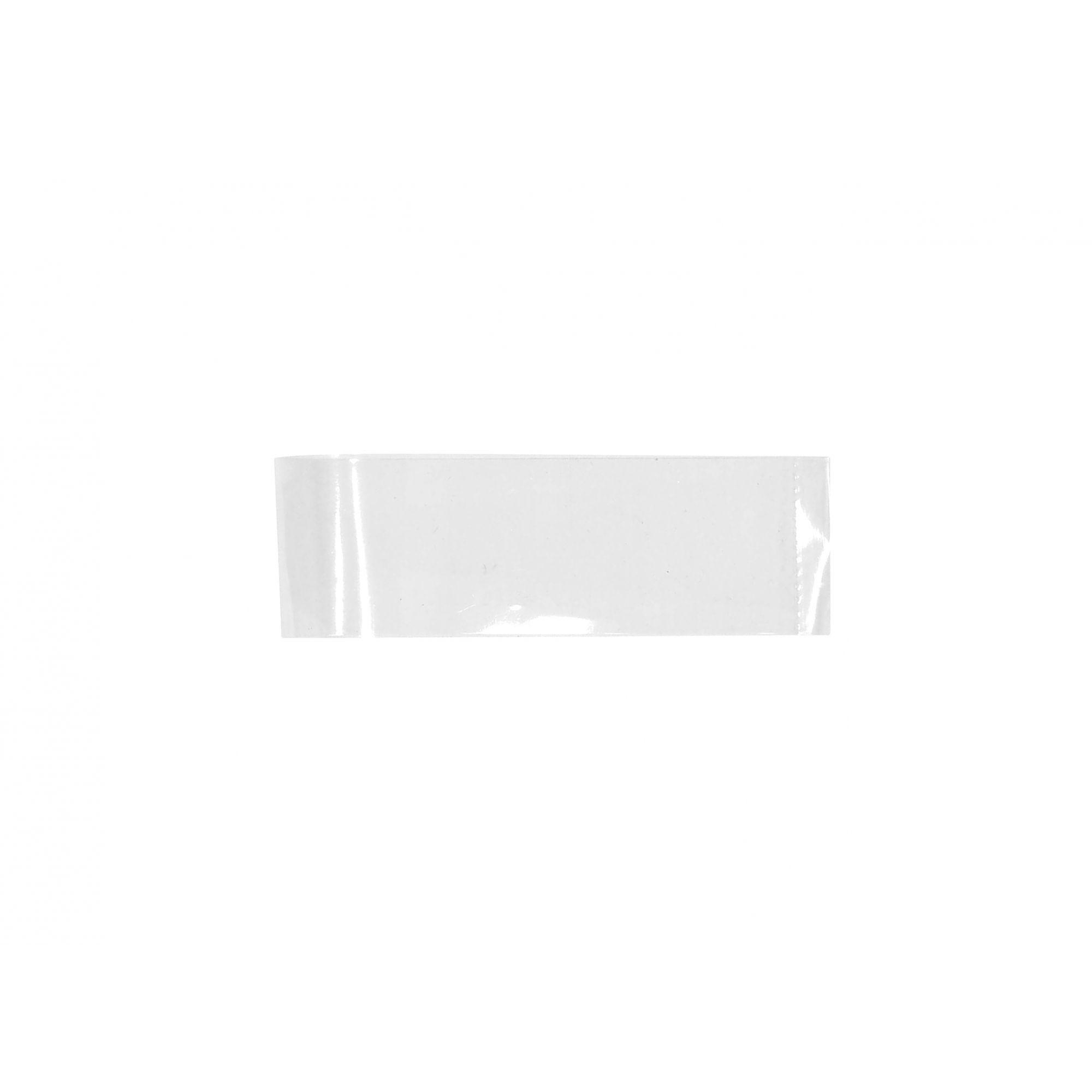 Lacre Termoencolhível 58mm Incolor - Kit com 200 Unidades