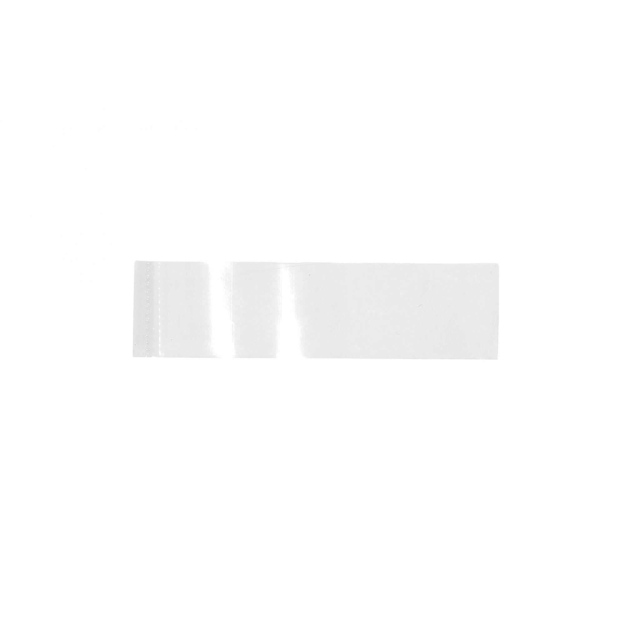 Lacre Termoencolhível 63mm Incolor - Kit com 200 Unidades