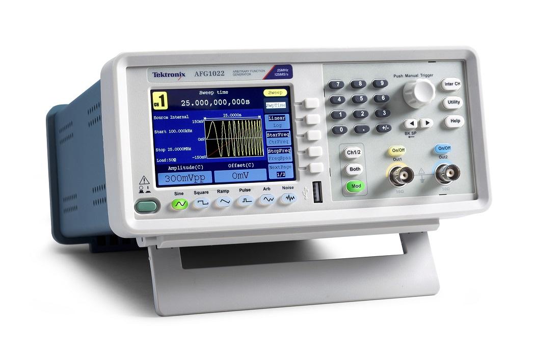 Gerador de sinais arbitrário, 60 MHz 2 canais - AFG1062