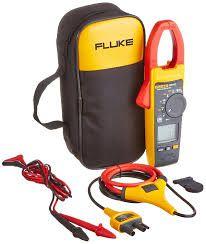 Alicate amperimetro True Rms 1000A Fluke-376 FC