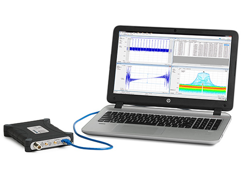 Analisador de Espectro Tempo Real Tektronix - RSA306B