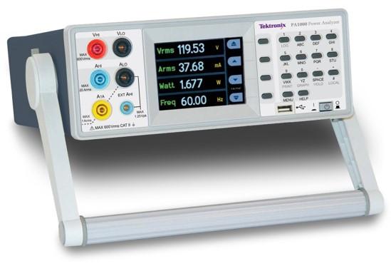 Analisador de potência monofásico 600V 20A - PA1000