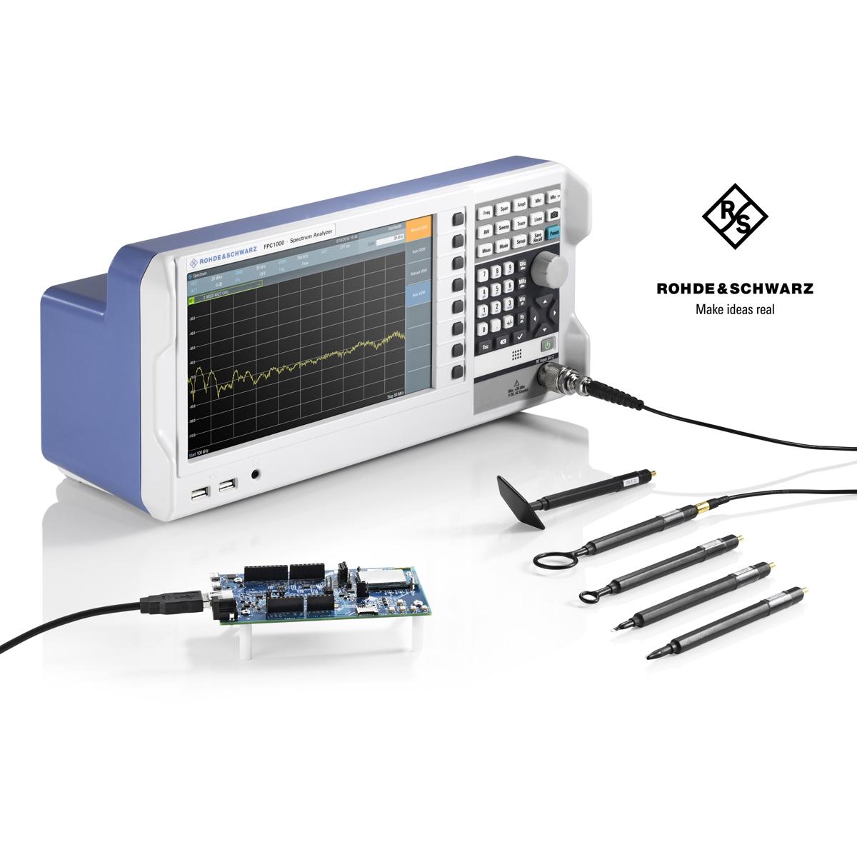 FPC1000 - Analisador de Espectro