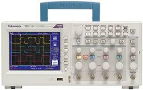 Osciloscópio digital 100 Mhz, 1GS/s, 4 canais - TBS1104