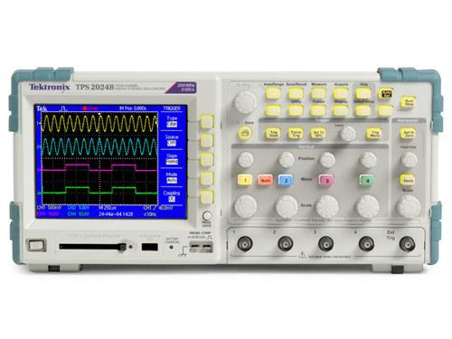 Osciloscópio Digital 4 canais isolados - TPS2014B