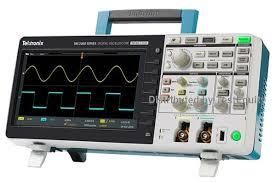 Osciloscópio digital 70MHz 2 canais, memoria de 20M pontos