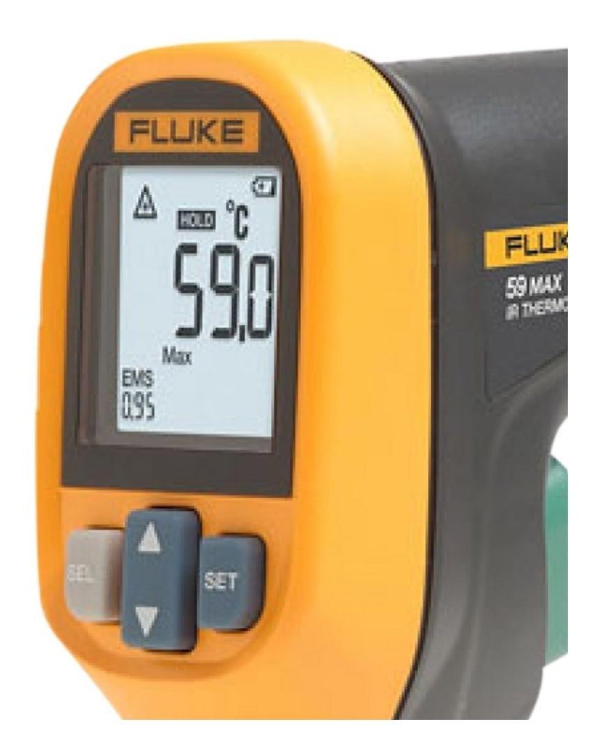 Termômetro infravermelho 59 MAX
