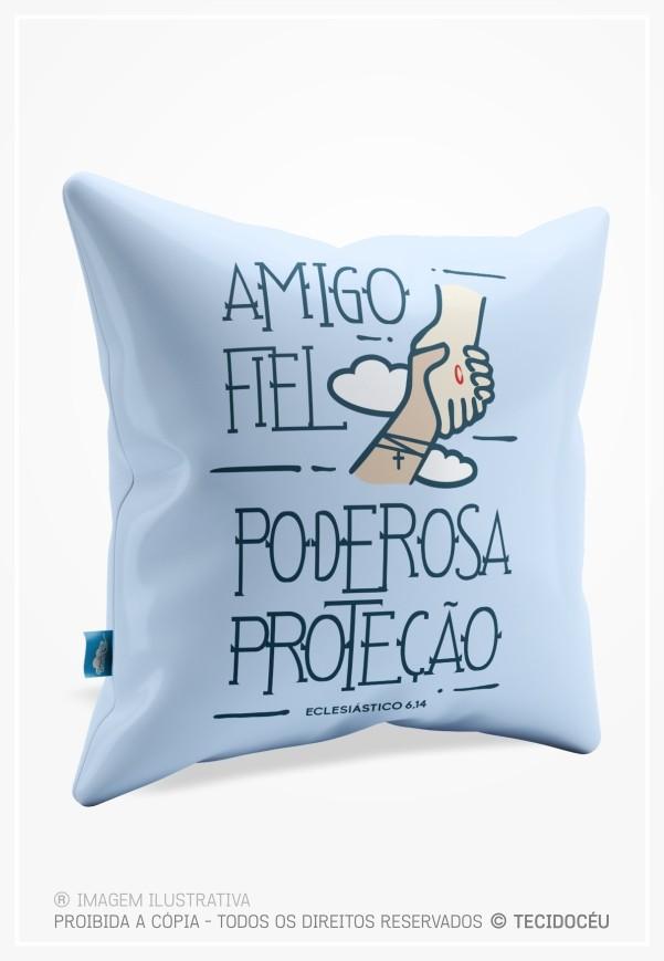 ALMOFADA - AMIGO FIEL