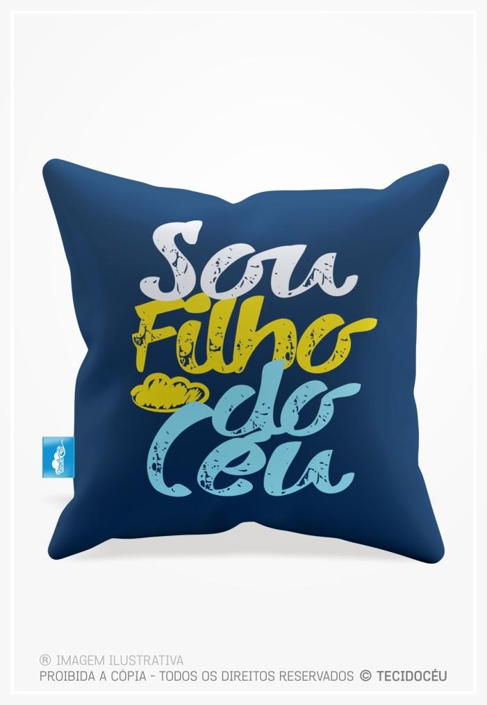 ALMOFADA - FILHO DO CÉU