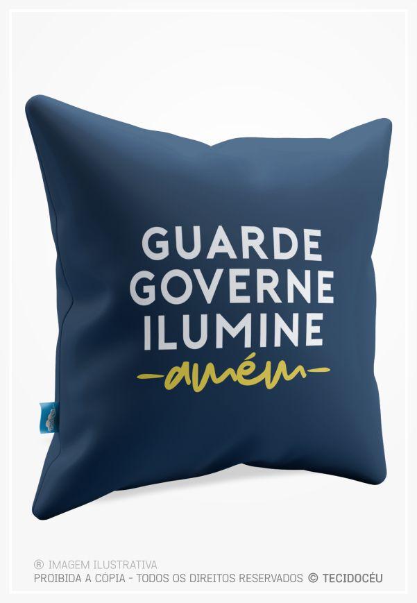 ALMOFADA  - GUARDE E GOVERNE