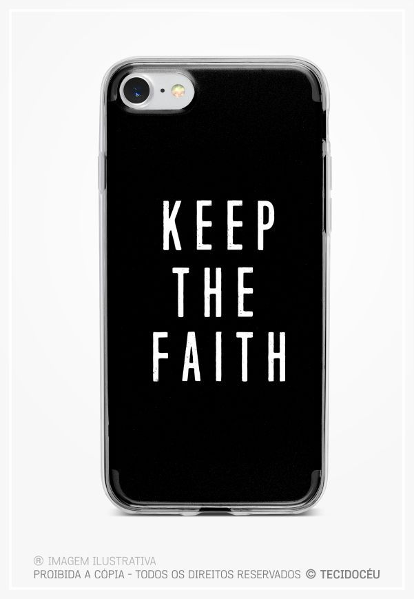 CAPINHA - KEEP THE FAITH