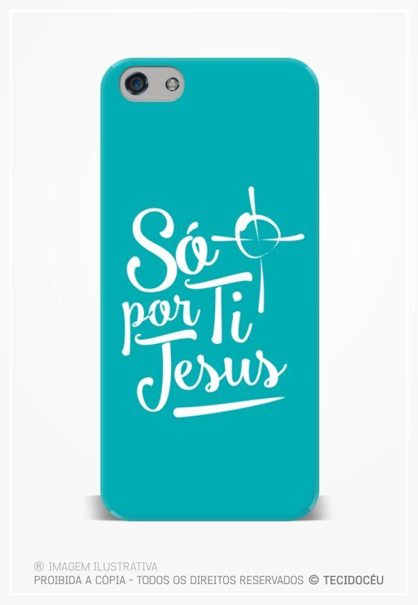 CAPINHA - SÓ POR TI, JESUS
