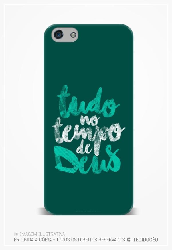 CAPINHA - TUDO NO TEMPO DE DEUS