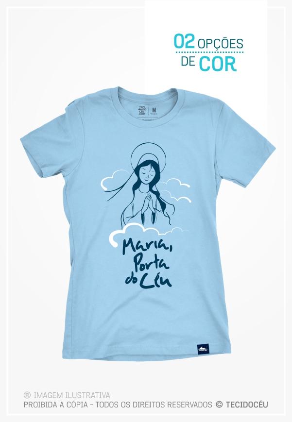 MARIA, PORTA DO CÉU