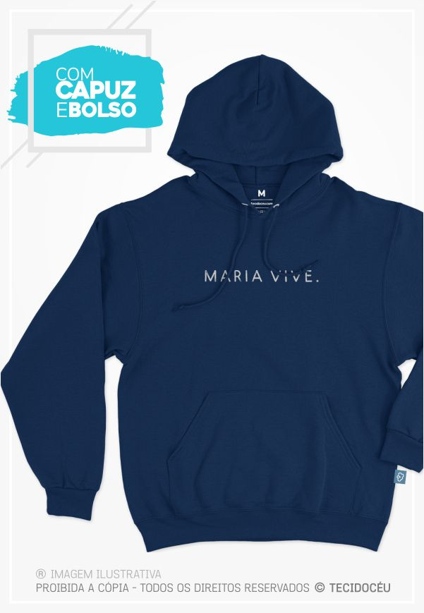 MOLETOM - MARIA VIVE