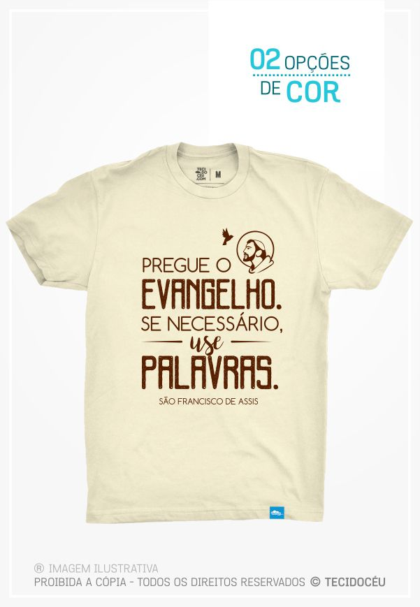 PREGUE O EVANGELHO