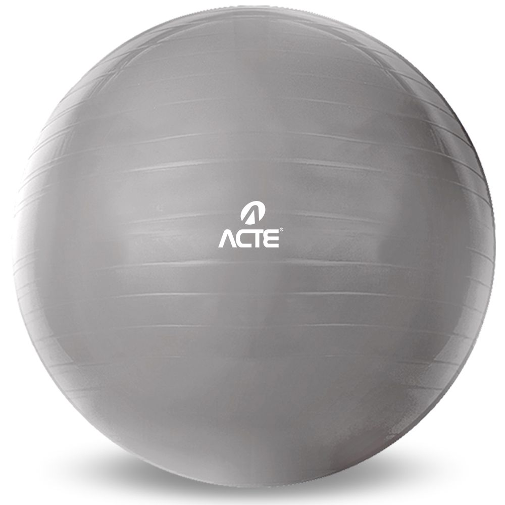 Bola de Pilates Ginastica Gym Ball 55Cm T9-55 Acte Sports