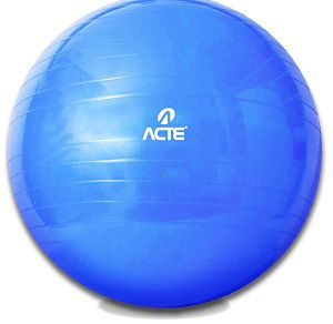 Bola de Pilates Ginastica Gym Ball 65Cm T9 Acte Sports