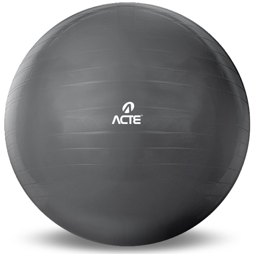 Bola de Pilates Ginastica Gym Ball 75Cm T9-75 Acte Sports