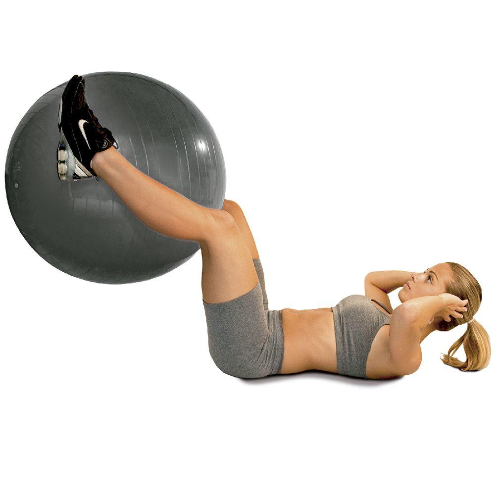 Bola de Pilates Ginastica Gym Ball 85Cm T9-85 Acte Sports