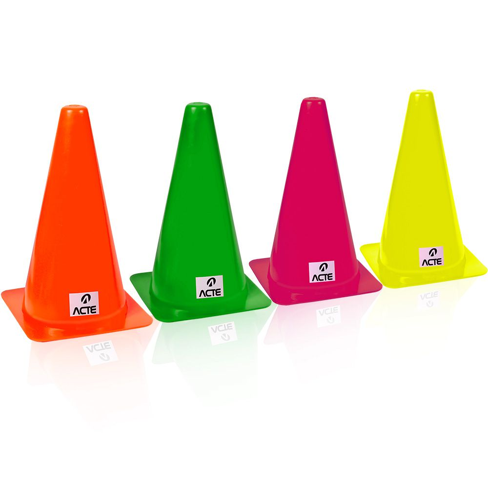 Cones de Agilidade T73 Acte Sports