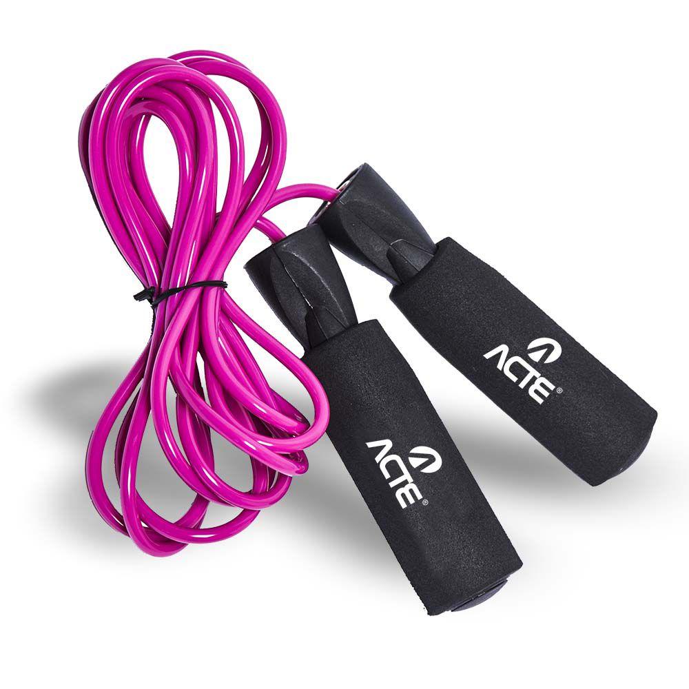 Corda de Pular PRO Rosa T3-R ACTE