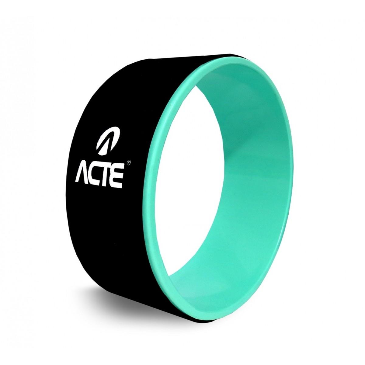 Magic Wheel para Yoga e Pilates T170 - Acte Sports