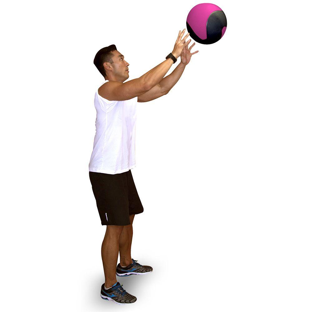 Medicine Ball 5Kg Rosa T105 Acte Sports