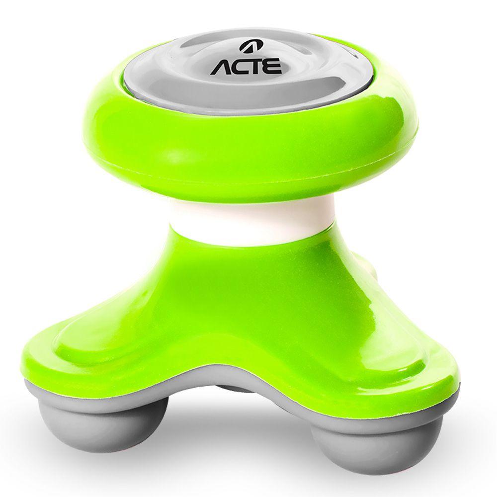 Mini Massageador Corporal T150-VR -  Acte Sports