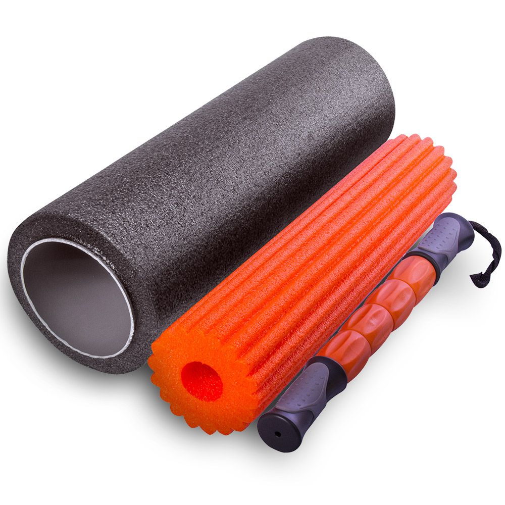 Rolo De Massagem 3X1 - T115 Acte Sports