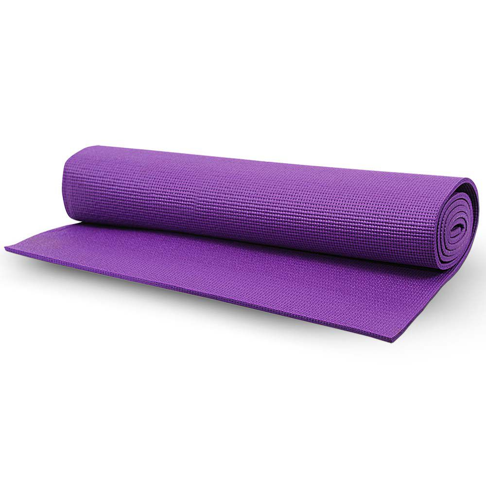 Yoga Mat T10 Roxo  Acte Sports