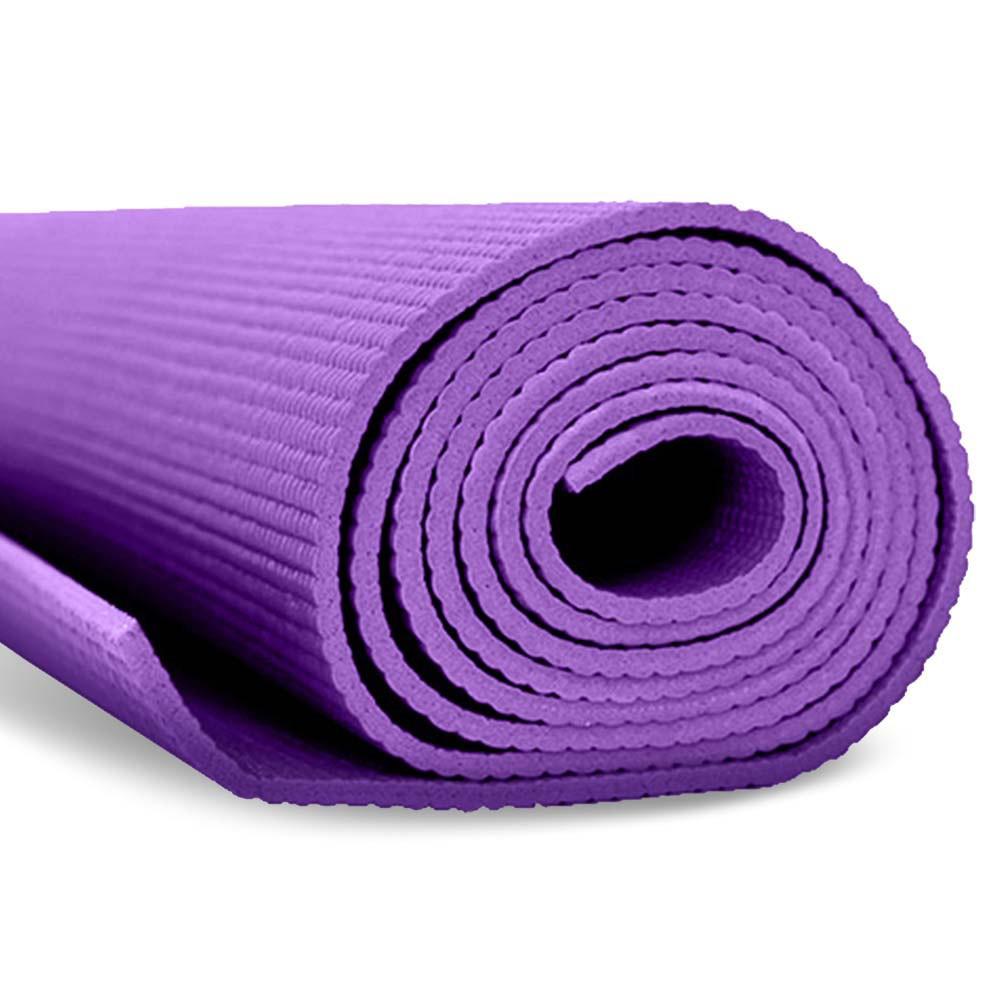Yoga Mat T10 Roxo  Acte Sports