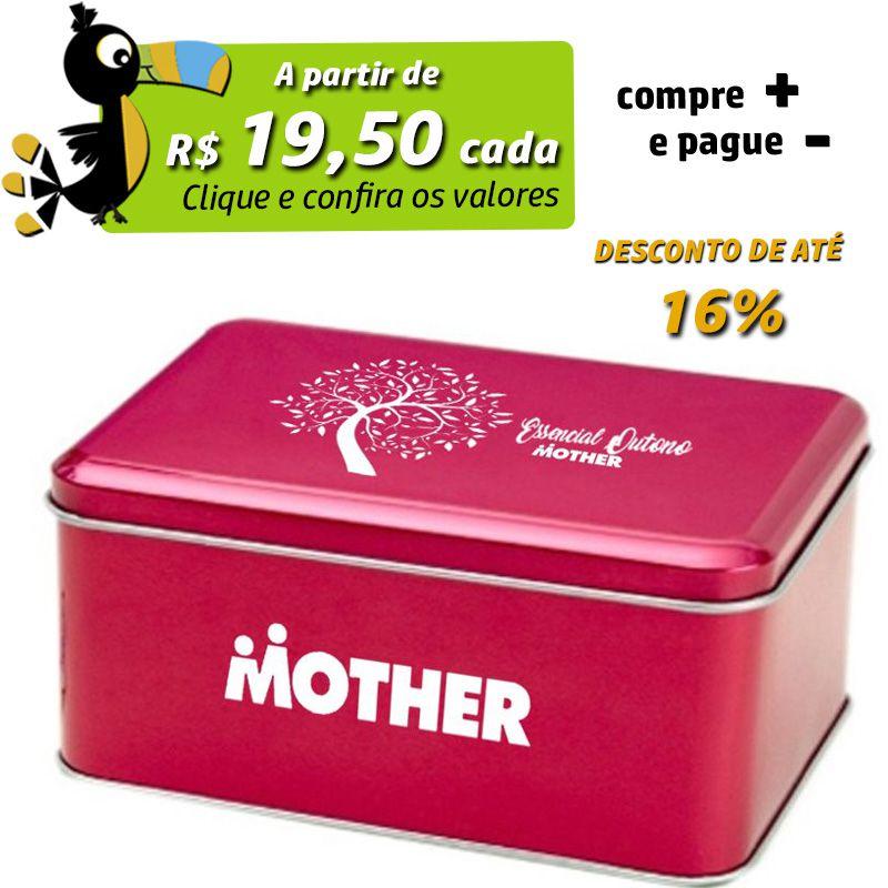 10,9 x 15,3 x 8cm - Lata Cereja - REF.0015127