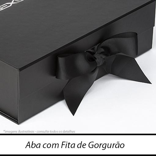13x13x1,5cm - Caixa Rígida Revestimento - Ref.0115020